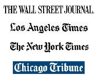 Dr. Gregg Steinberg featured in the Wall Street Journal, Los Angeles Times, New York Times, Chicago Tribune