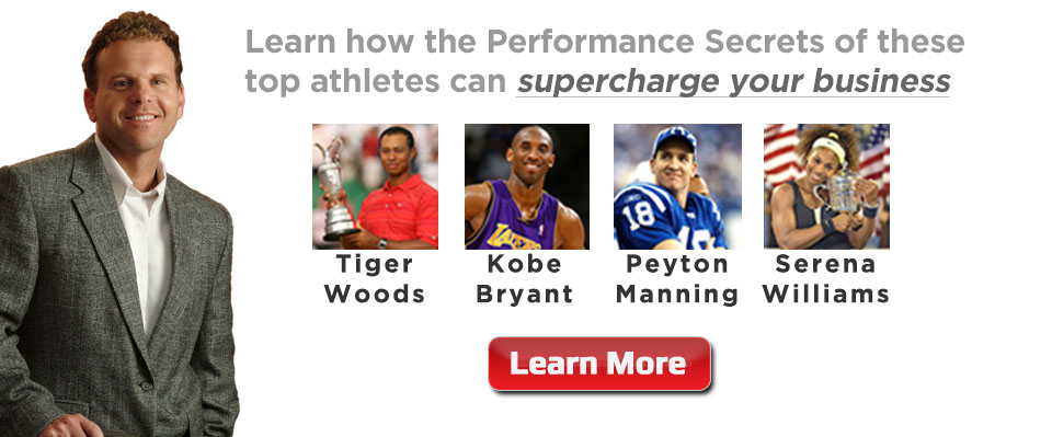 Performance Secrets of Top Athletes